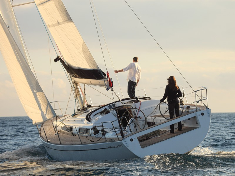 SALONA 44 Sailboat Charter Croatia