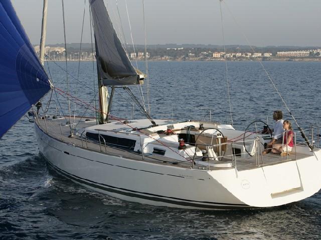 Dufour 485 Charter Croatia