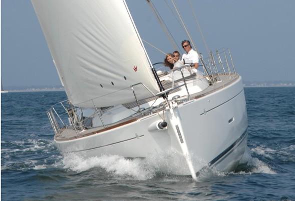 Dufour 445 Charter Hrvatska