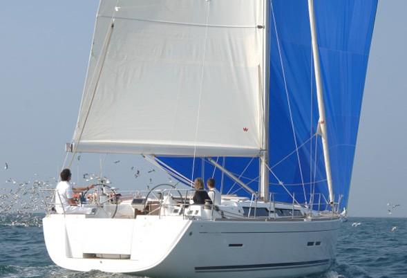 Dufour 445 Charter Kroatien