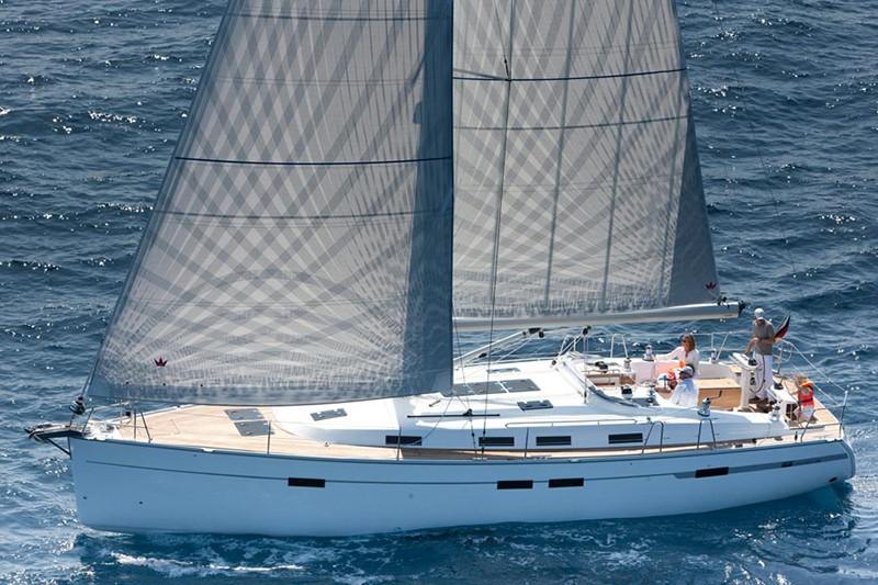 Bavaria 45 cruiser charter Kroatien