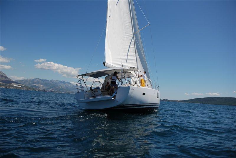 Hanse 495 Charter Croatia