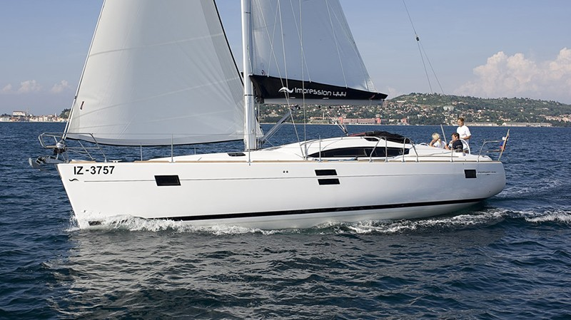 Elan 444 Impression Charter Croazia