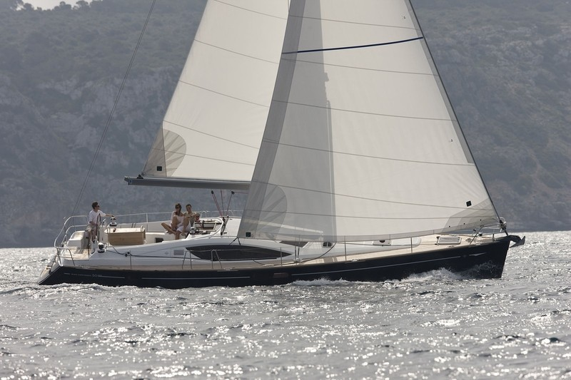 Sun Odyssey 50DS Charter Hrvatska