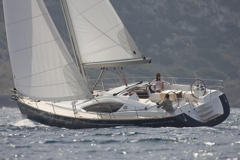 Sun Odyssey 50DS Charter Kroatien