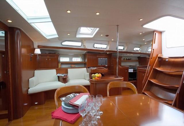 Beneteau Oceanis 523 Charter Kroatien
