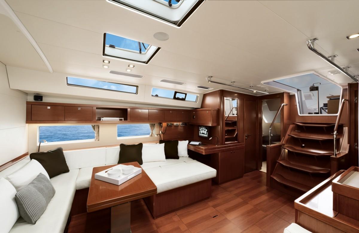 Beneteau Oceanis 55 segeln