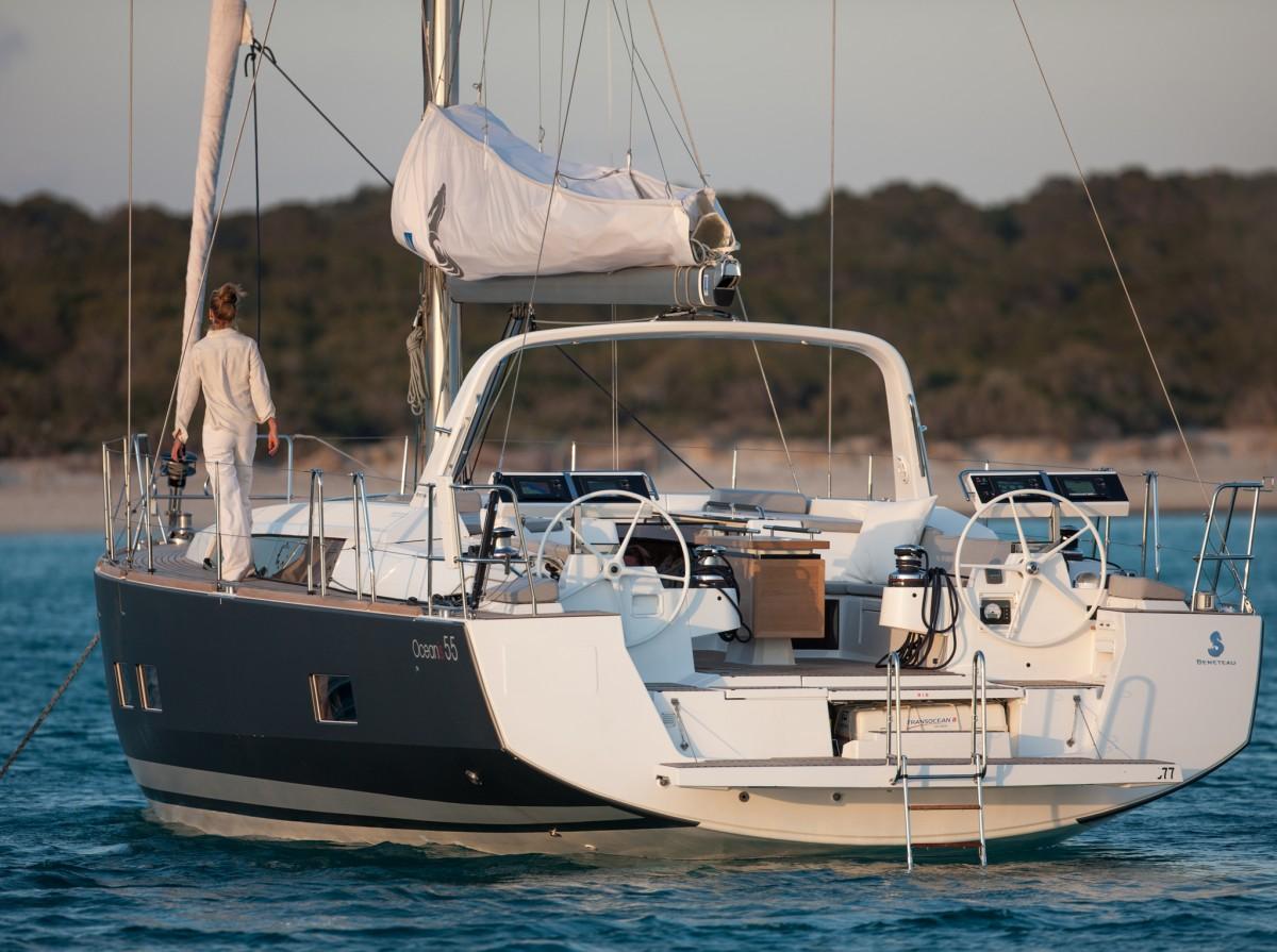 Beneteau Oceanis 55 charter