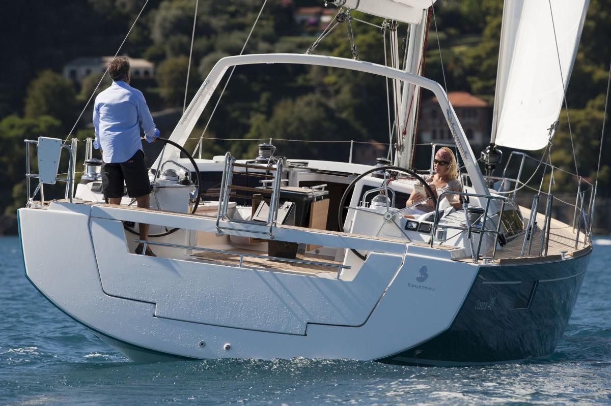 Beneteau Oceanis 48 charter