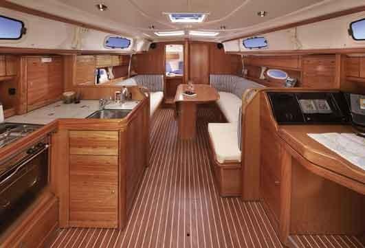 Bavaria 37 Cruiser vela