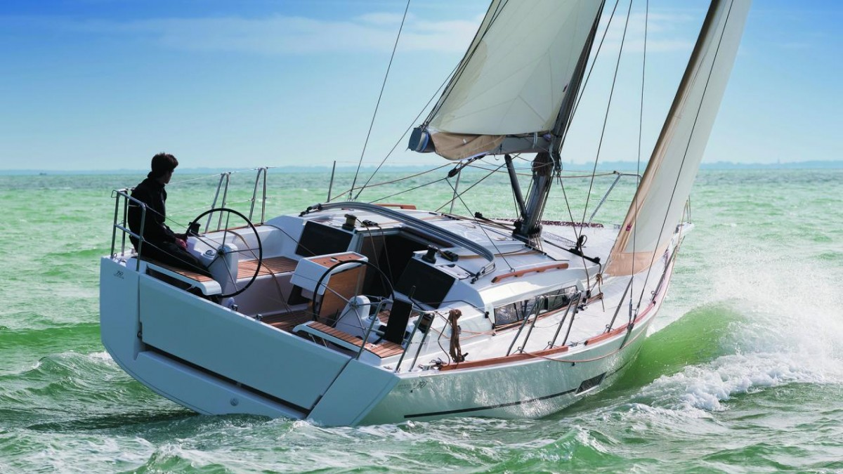 Dufour 350 Grand Large Croazia